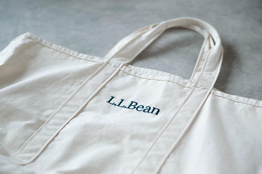【コスパ抜群】おしゃれなアウトドアトートバッグ。LLBeanのグローサリートートが人気でおすすめ。